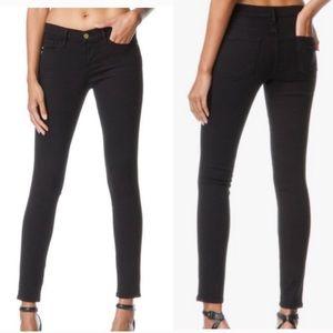 NWOT Frame Black le skinny de jeanne jeans size 26